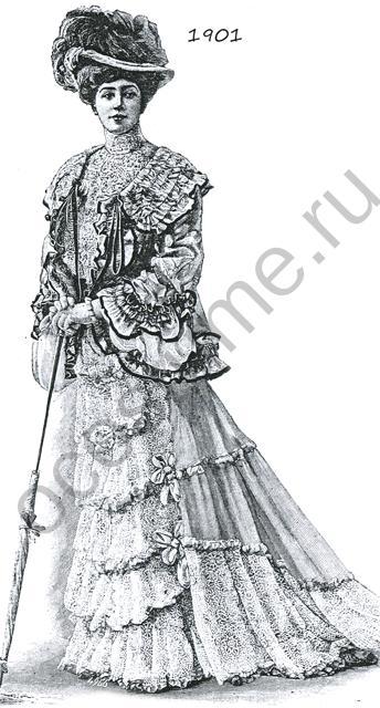 7652b96de31 Нарядное платье дамы из кружева