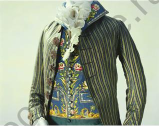 Пиджак жилет и брюки мода 1790 франция