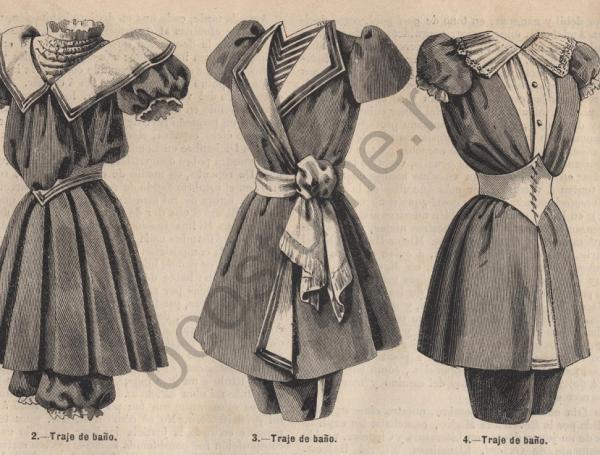 эскизы женских костюмов: