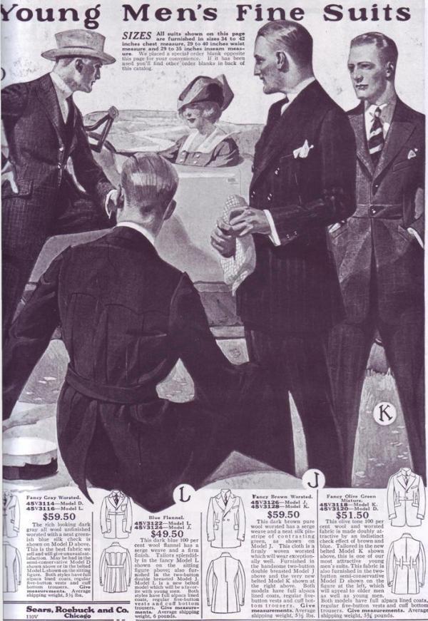 1920 года мода фото