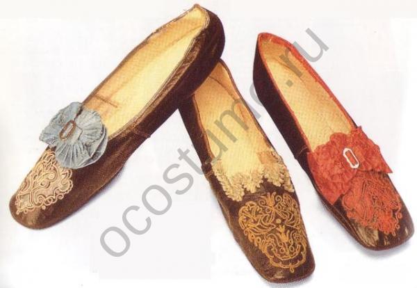 Испанская женская обувь фабрики MARILA в интернет